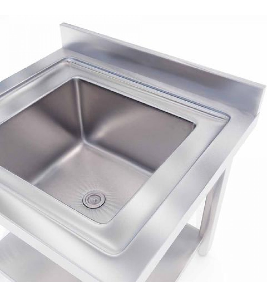 Single bowl sink Size: 70X70