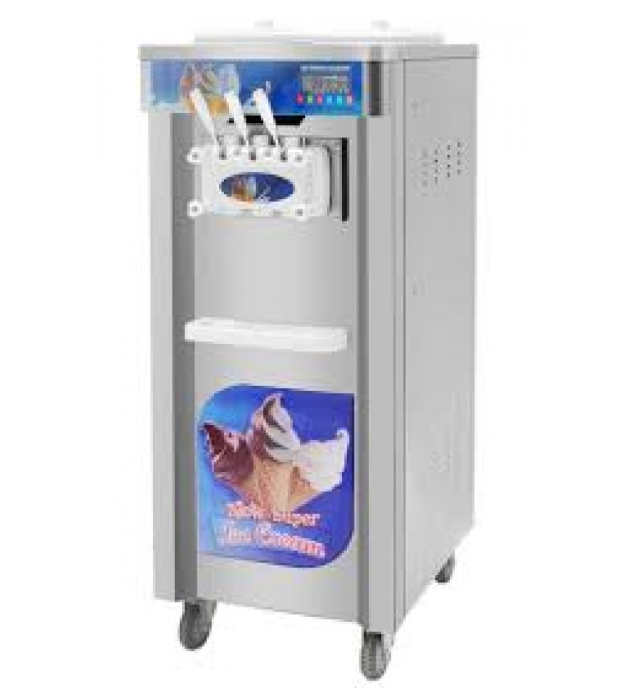 Soft Ice Cream Machine Model BQL-P22