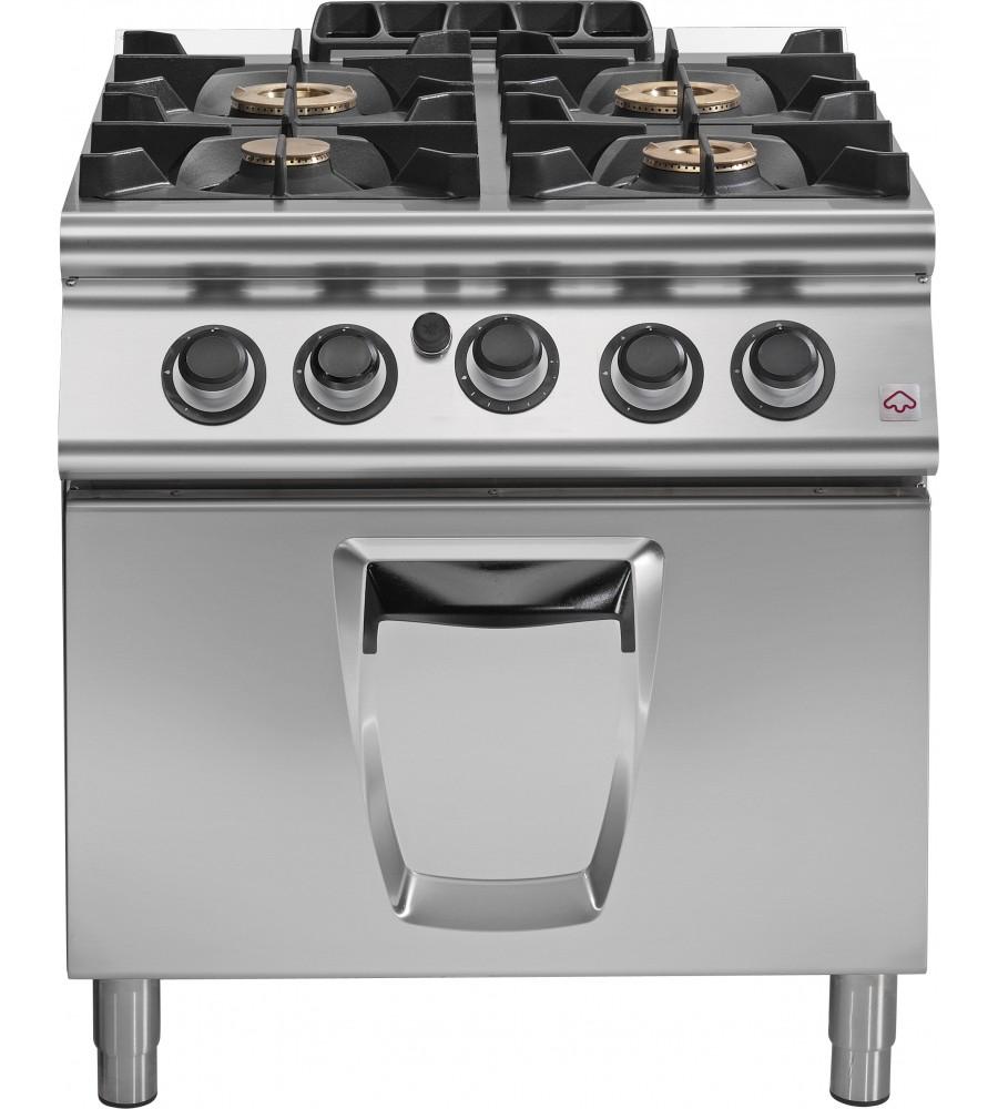 Gas Cooker Model EM 70/80 CFG