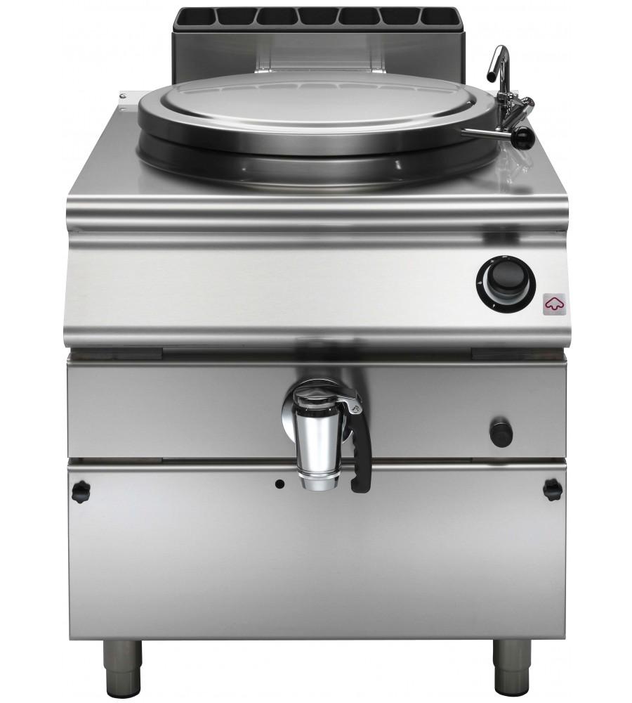 Gas Boiling Pan model EM 90/80 PGD150