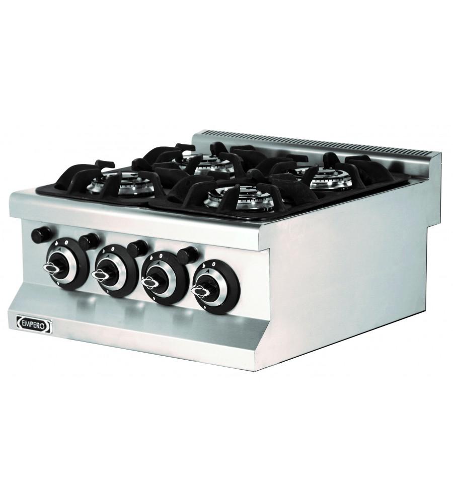 Gas Cooker Model EMP.6KG020