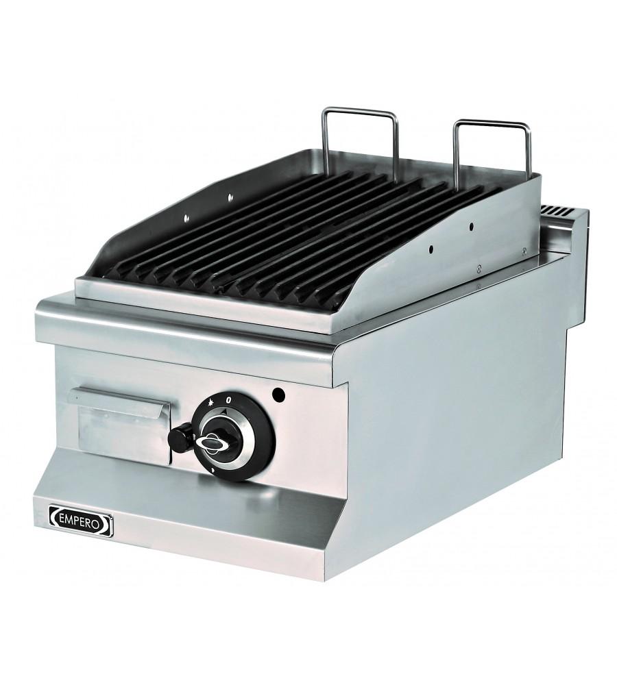 Gas Lava Stone Grill Model EMP.6LG010