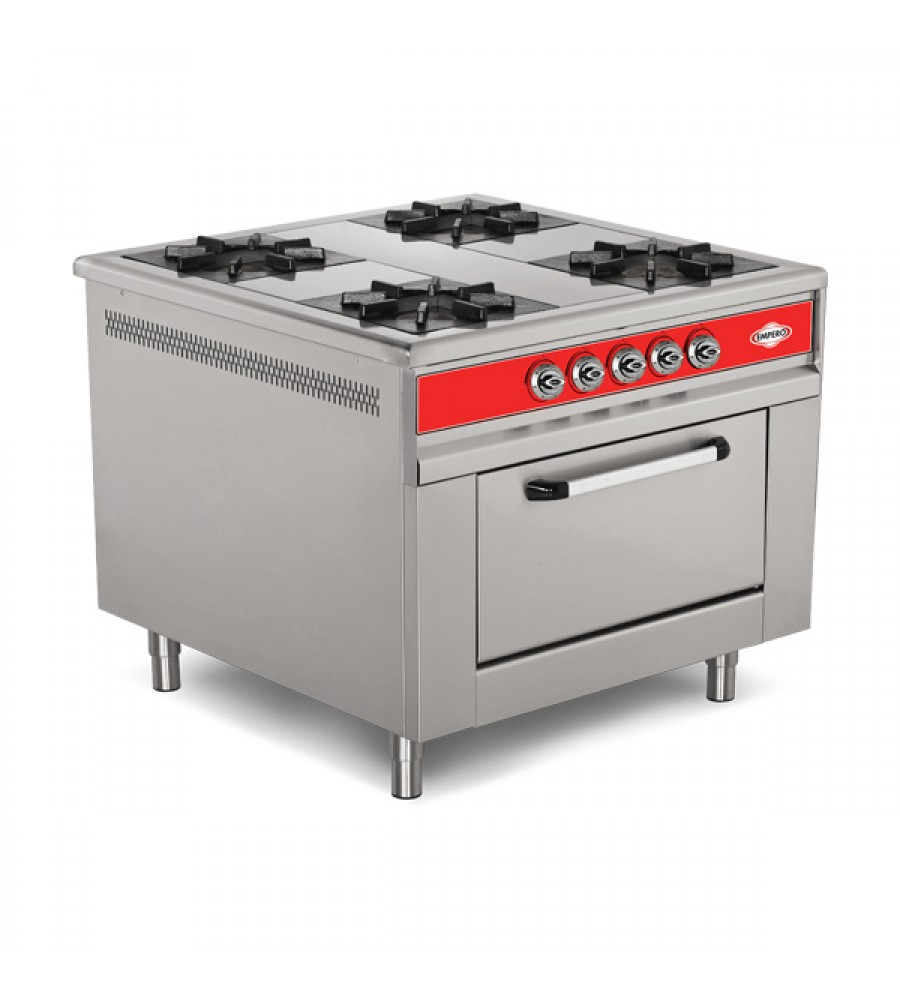 Gas Cooker Model EMP.9KG.021