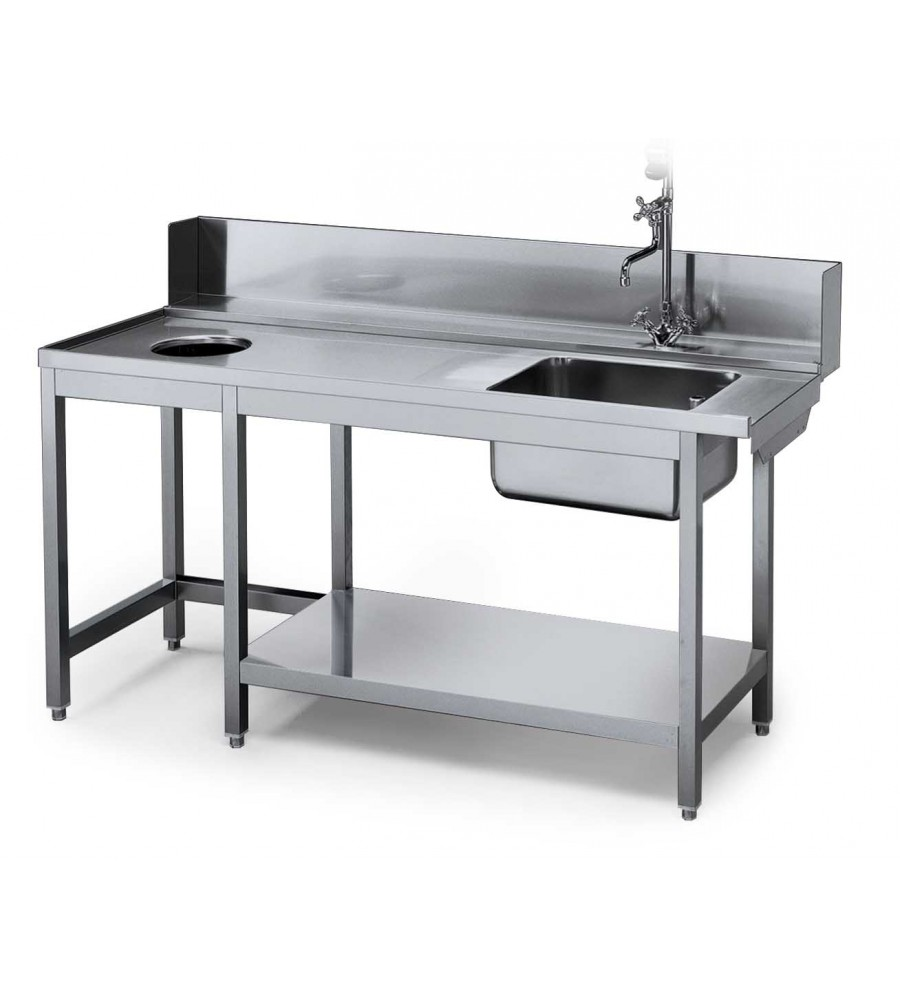 INLET TABLE for Dish washer