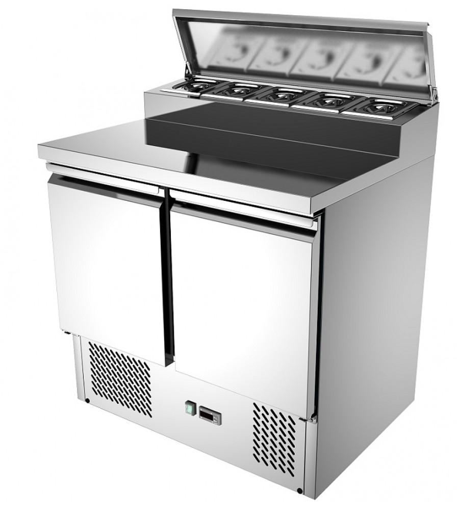 Salad Refrigerator Model PS200