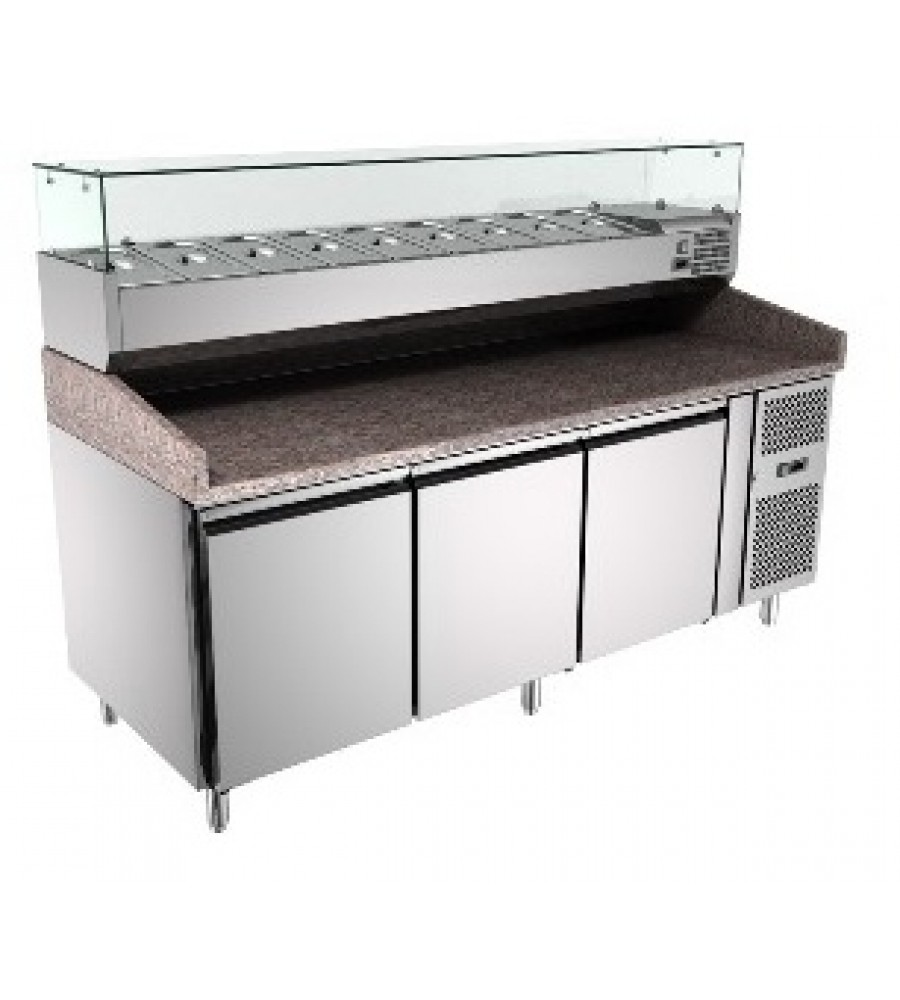 Pizza Refrigerated Counter Model PZ3600TN/380