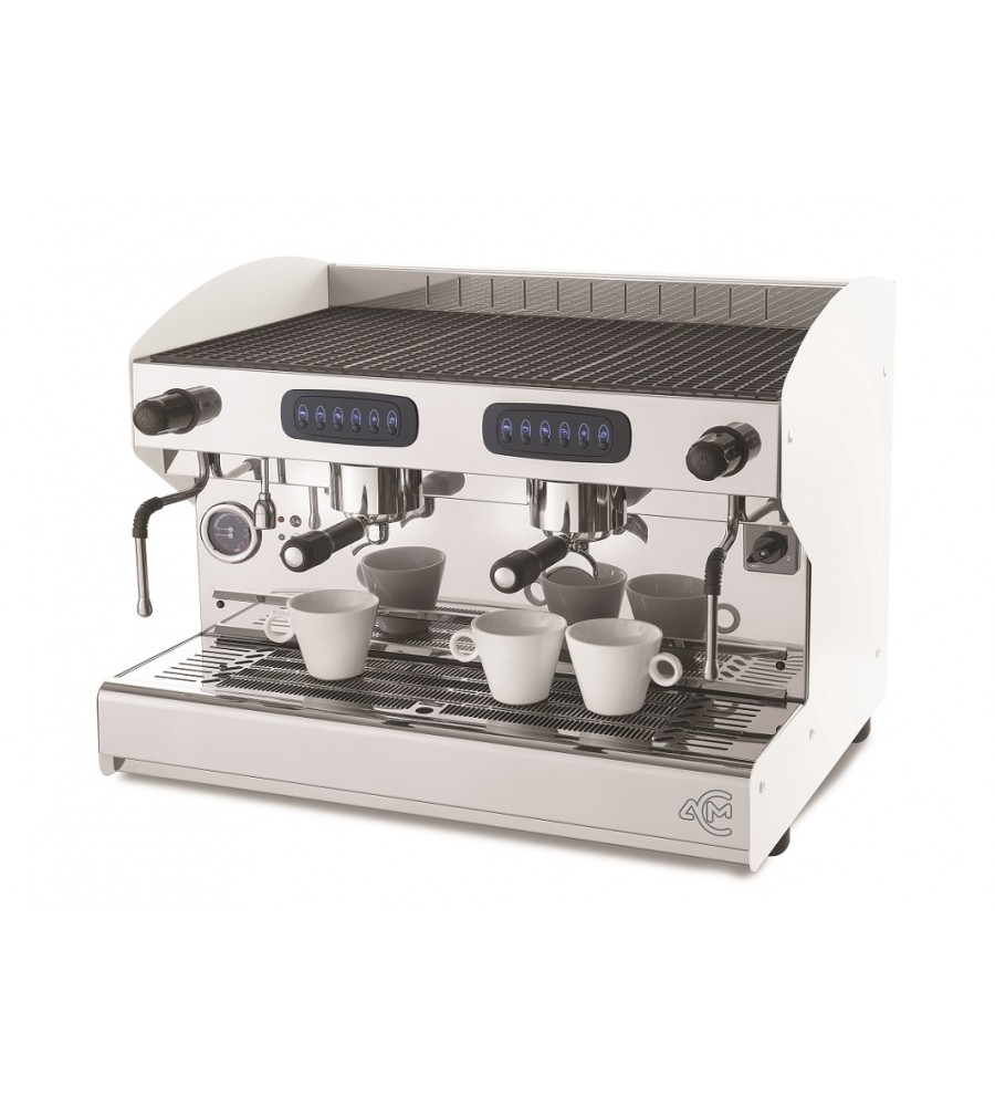 Espresso Coffee Machine Model ROUNDER 2G -E