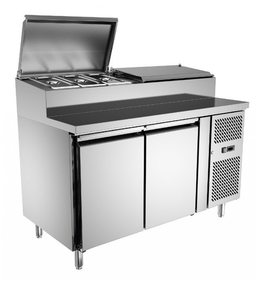Pizza Prep. Refrigerated Counter Model SH2000/70