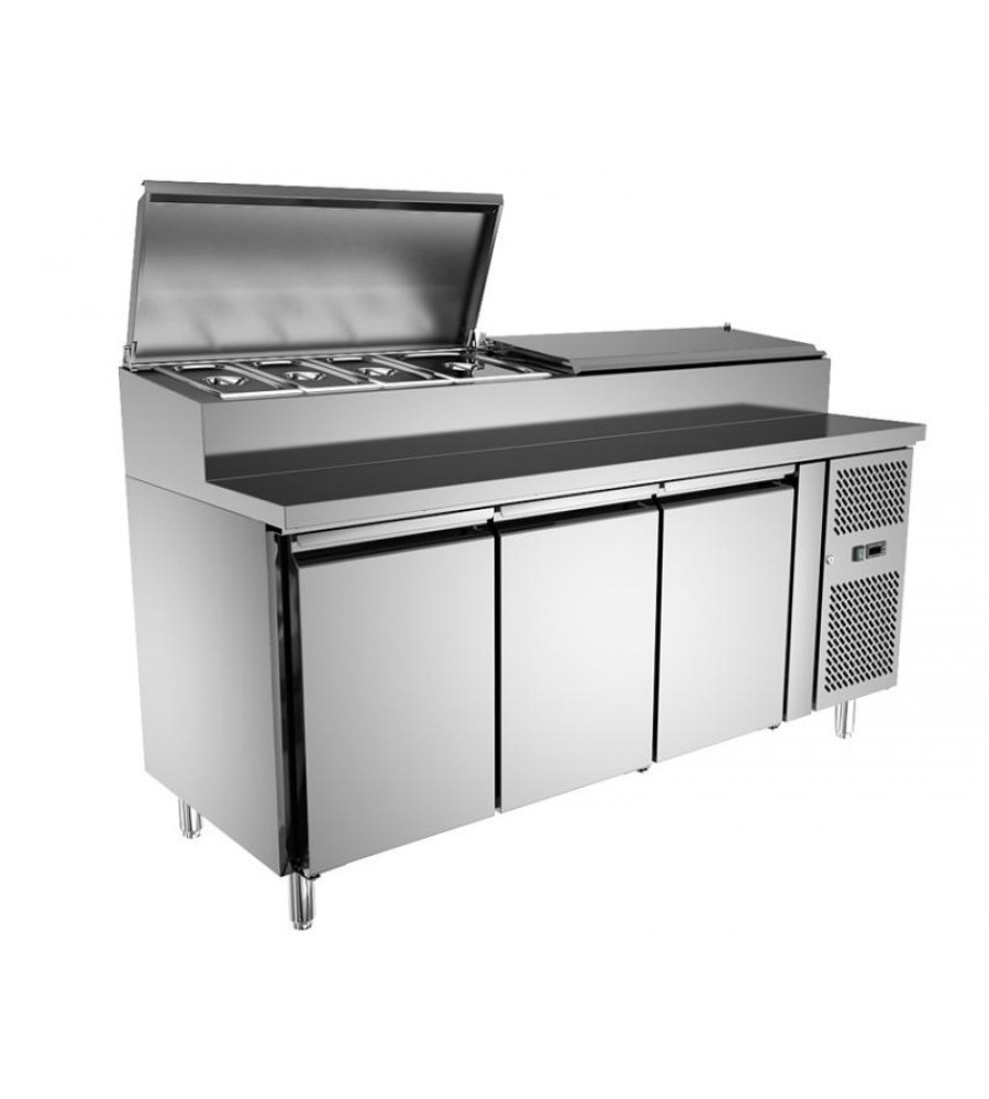 Pizza Prep. Refrigerated Counter Model SH2000/80