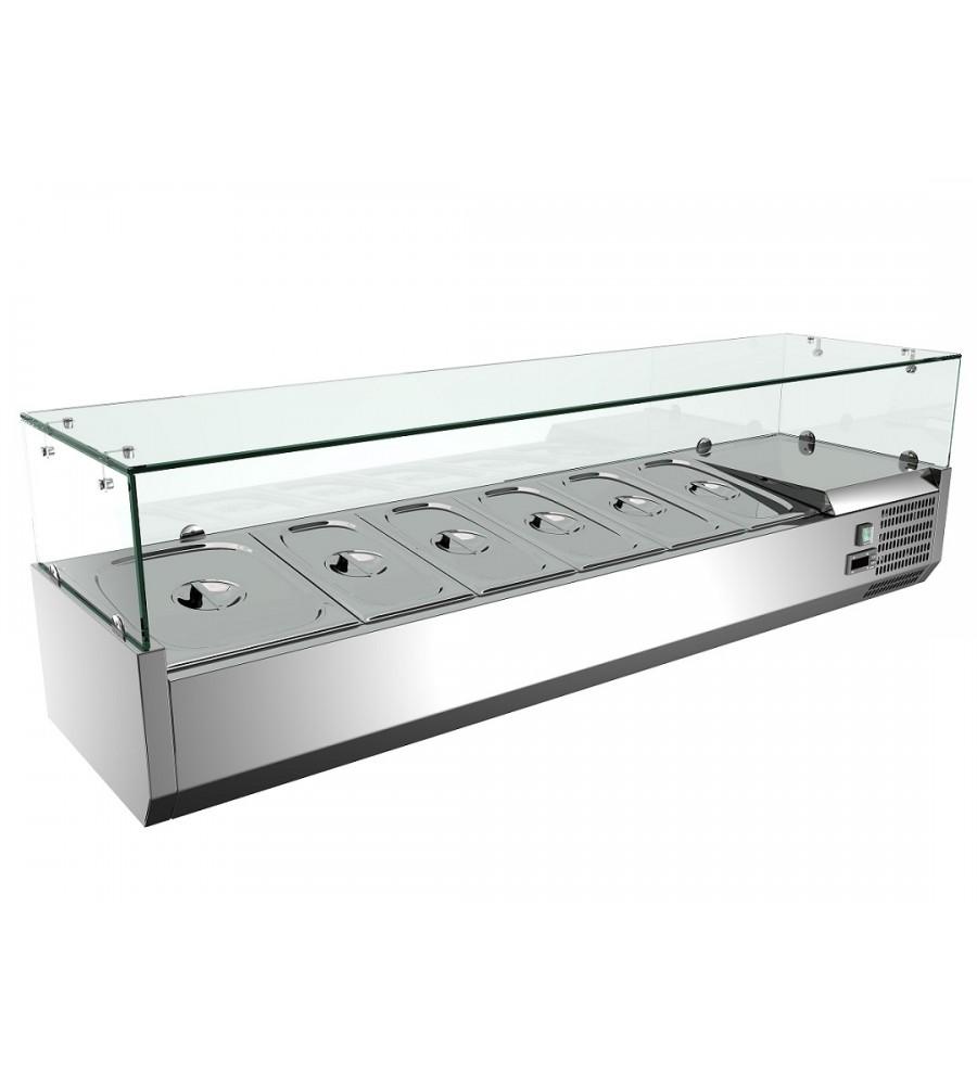 Salad Refrigerator Model VRX1500